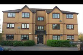 1 bedroom flat in Wimborne Crescent, Milton Keynes, MK4 (1 bed) (#1101238)