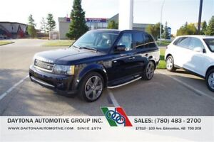 2010 Land Rover Range Rover Sport SUPERCHARGED NO ACCIDENTS!