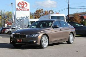2013 BMW 328 i XDrive AWD 2.0L Turbo Luxury Full Leather/Naviga
