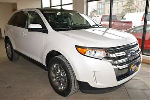 2013 Ford Edge SEL AWD V6, LEATHER, NAVIGATION, SUNROOF