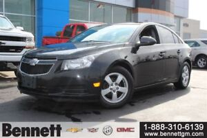 2014 Chevrolet Cruze 2LT - Leather, Heated Seats, Back Up Camera