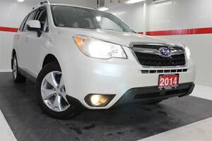 2014 Subaru Forester AWD Heated Lthr Nav Sunroof Btooth BU Camer