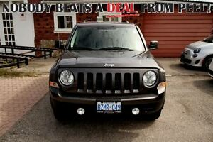 2015 Jeep Patriot NORTH 4X4 CERTIFIED & E-TESTED!**MONTH-END SPE