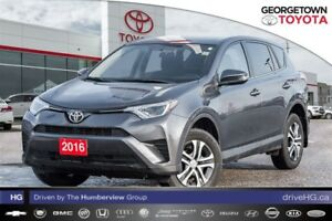 2016 Toyota RAV4 LE,CRUISE CONTROL,AIR CONDITIONING