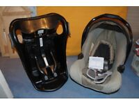 Graco Baby Car Seat with Autobaby Base