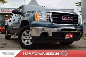 2011 GMC Sierra 1500 SLE *Rear view monitor, Running Boards, All