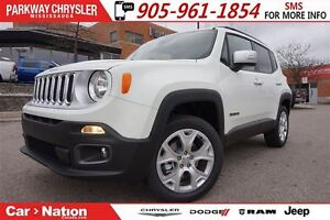 2017 Jeep Renegade Limited|BRAND NEW | 4X4| NAV| AVD TECH GROUP|