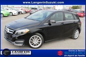 2015 Mercedes-Benz B-Class B250/4MATIC/CUIR/GPS/TOIT PANORAMIQUE