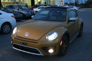 2017 Volkswagen Beetle DUNE **TOIT+ GPS**SEULEMENT 2 593KM**