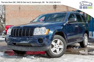 2006 Jeep Grand Cherokee NO ACCIDENTS | 4X4 | WINTER READY |