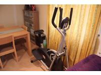Cross trainer/ excercise bike