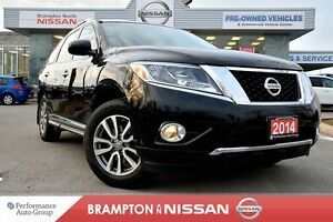 2014 Nissan Pathfinder SL *Navigation,Heated seats,Leather*