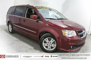 2016 Dodge Grand Caravan Crew*trizone, Stow and Go*