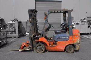 Toyota 7FGCU32 Propane Forklfit