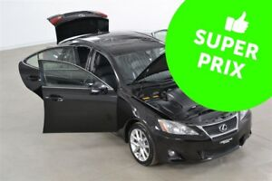 2013 Lexus IS 250 AWD Cuir+Toit+Bluetooth+Sieges Chauffants