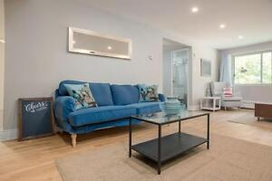 2BR Furnished - Flexible 4 to 8 month lease! #623