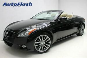 2013 Infiniti G37 Premium *Navigation* Camera* Convertible