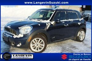 2014 MINI Cooper Countryman S ALL4/CUIR/TOIT OUVRANT