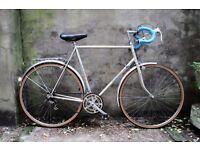 PENINE, 24.5 inch, 63 cm, vintage racer racing road bike, 10 speed