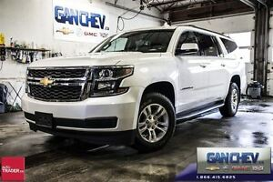 2015 Chevrolet Suburban LT Leather and Nav