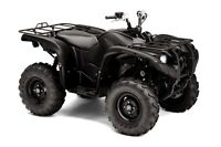 2015 Yamaha Grizzly 700 EPS Special Edition