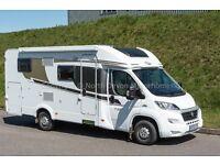 Carado T337, One Owner, Auto, LHD, 2015, 2 Berth, Low Profile, Fiat 2.3 Litre, 130BHP, 18,800 Miles