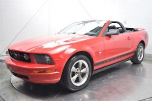 2006 Ford Mustang PONY CONV CUIR MAGS