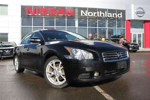 2013 Nissan Maxima SV/Leather/Nav/Heated Seats/Sunroof