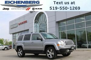 2016 Jeep Patriot HIGH ALTITUDE 4X4 *SUNROOF/LEATHER*