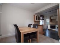Three Bedroom Ground Floor Flat With Fully Fitted Kitchen, Balcony And Communal Gardens