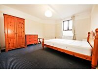 Very Spacious 3 bed flat fully furnished Large kitchen Brixton hill