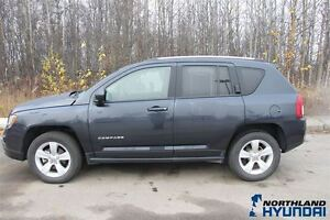 2015 Jeep Compass /High Altitude/4x4/Heated Seats/Leather/AUX Prince George British Columbia image 9