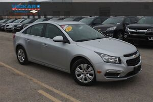 2016 Chevrolet Cruze LT * Remote Start * Sunroof * Backup Camera