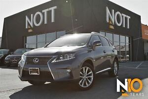 2015 Lexus RX 350 Sportdesign, Navigation, Backup Cam, Moonroof