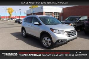 2014 Honda CR-V Touring, LEATHER, NAVIGATION, HEATED SEATS