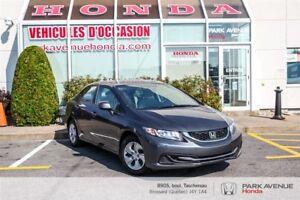 2013 Honda Civic LX (A5)*BLUETOOTH*SIÈGES CHAUFFANTS*