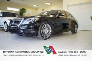 2015 Mercedes-Benz S-Class S550 4MATIC AMG SPORT PACKAGE
