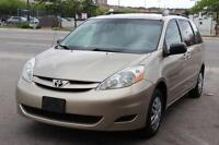 2007 Toyota Sienna LE No Accidents