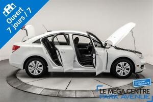 2015 Chevrolet Cruze LT 1LT, BLUETOOTH, CAMERA DE RECUL