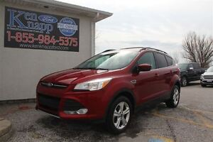2013 Ford Escape SE LEATHER HEATED SEATS NAV