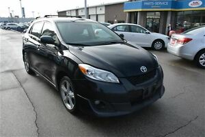 2009 Toyota Matrix AWD WITH ALUMINUM RIMS