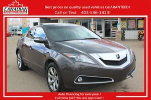 2010 Acura ZDX Technology FULLY LOADED AND VERY LOW KMS