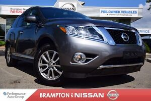 2015 Nissan Pathfinder SL *Leather,4WD,7 Passenger,Tow Mode,Rear