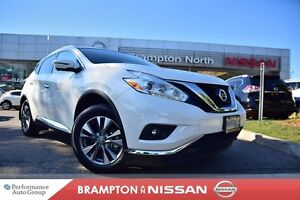 2017 Nissan Murano SL AWD Dealership Demo *FULLY LOADED*