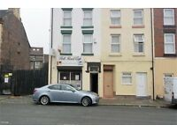 33 Holt Rd Fl2 Self contained 1 bed apartment with DG & GCH. DSS WELCOME