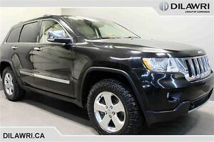 2011 Jeep Grand Cherokee Overland 4D Utility 4WD $312 B/W **