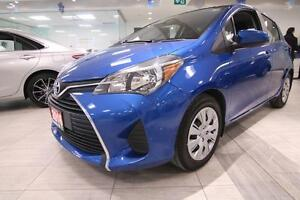 2016 Toyota Yaris LE, AUTO, CRUISE, AIR, PWR GRP, ONE OWNER, NO