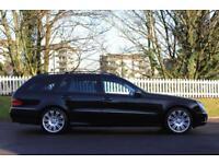 MERCEDES-BENZ E CLASS 3.0 E280 CDI SPORT 5d AUTO 187 BHP RAC WARRANTY + BREAKDOWN COVER!! 2008