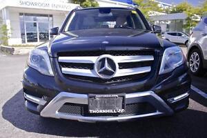 2014 Mercedes-Benz GLK-Class GLK250 BlueTec, AWD, Navi, Sensors,