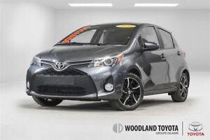 2016 Toyota Yaris MODELE SPORT/MAGS/VOLANT EN CUIR.